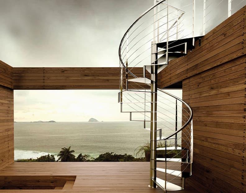 modular staircases - italian design staircases