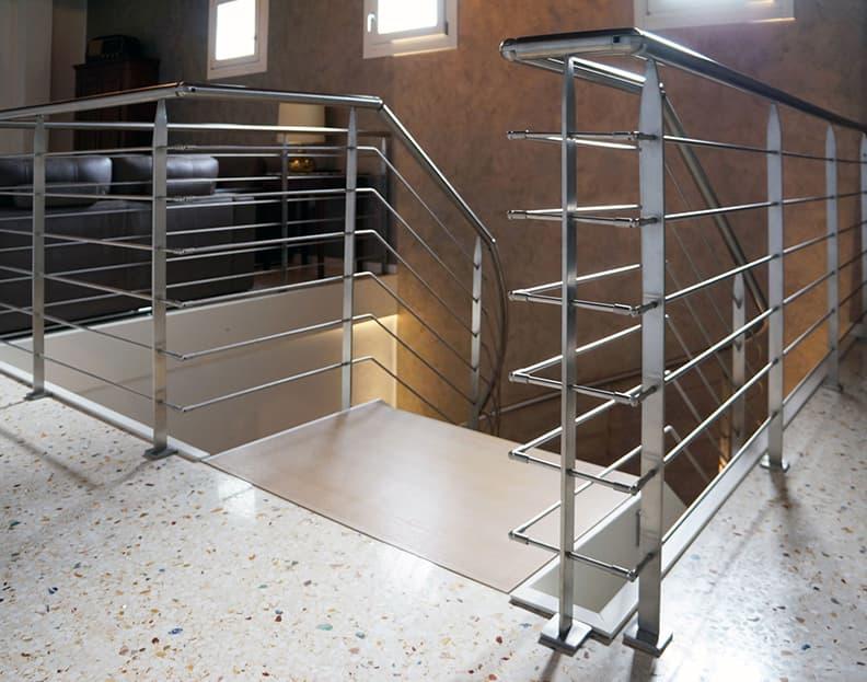 balustrades - railings - staircases